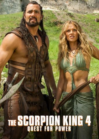 The Scorpion King 4: Quest for Power Poster