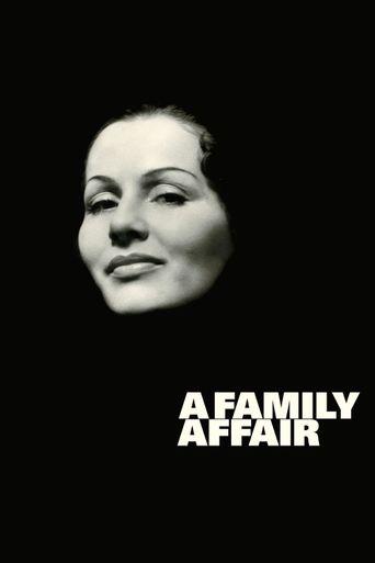 A Family Affair Poster