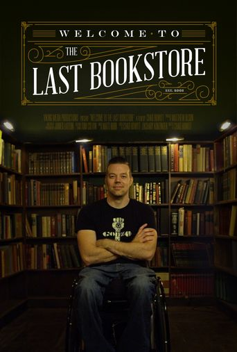 Welcome to the Last Bookstore Poster