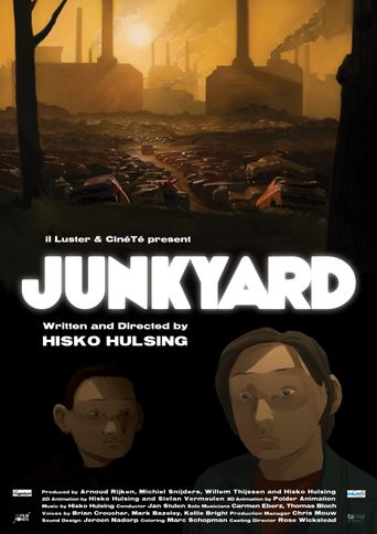 Junkyard Poster