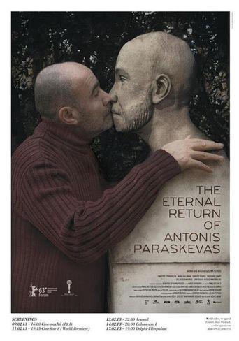The Eternal Return of Antonis Paraskevas Poster