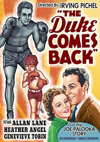 The Duke Comes Back Poster