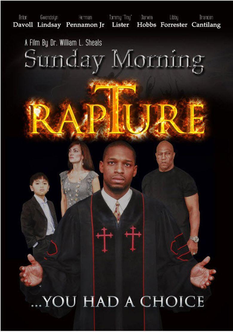 Sunday Morning Rapture Poster