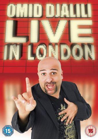 Omid Djalili - Live in London Poster