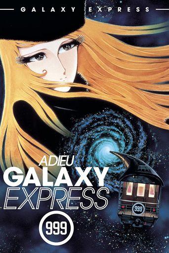 Adieu Galaxy Express 999 Poster