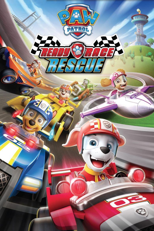 Paw Patrol: Ready, Race, Rescue! Poster