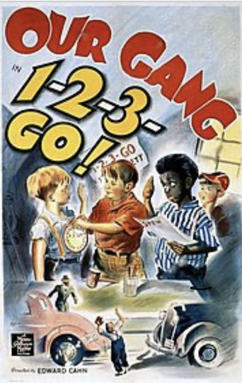 1-2-3-Go! Poster