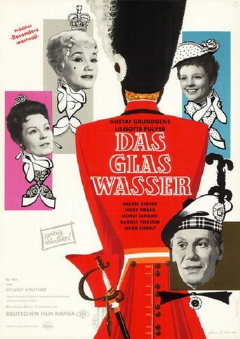 A Glass of Water Poster