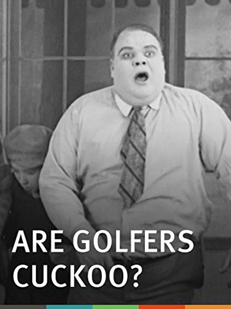 Are Golfers Cuckoo? Poster