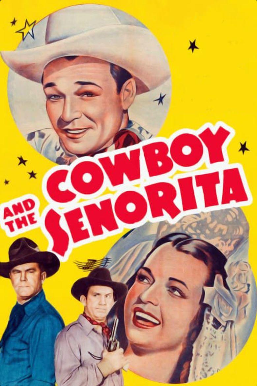 Cowboy and the Senorita Poster