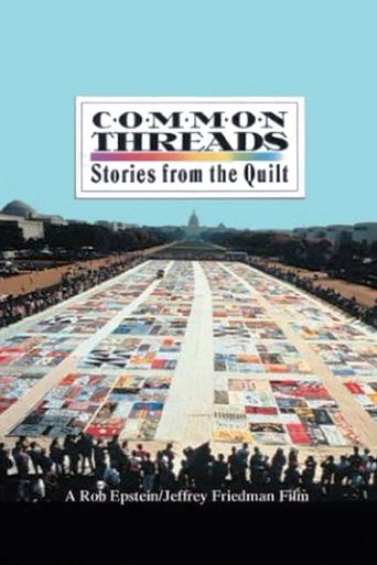 Common Threads: Stories from the Quilt Poster