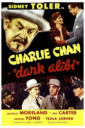 Charlie Chan in Dark Alibi Poster