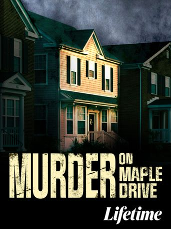 Murder on Maple Drive Poster