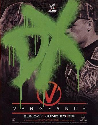 WWE Vengeance 2006 Poster
