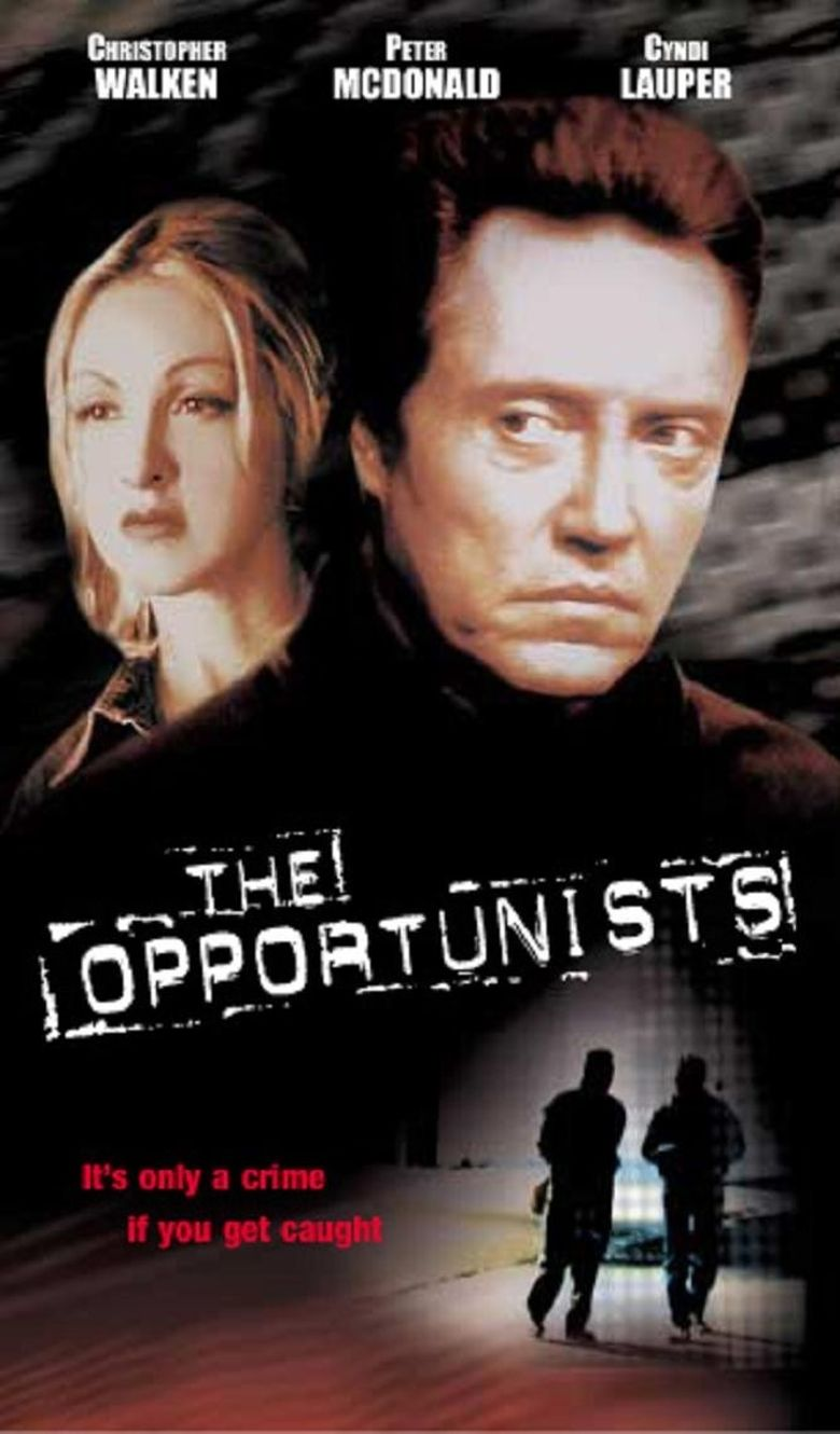 The Opportunists Poster
