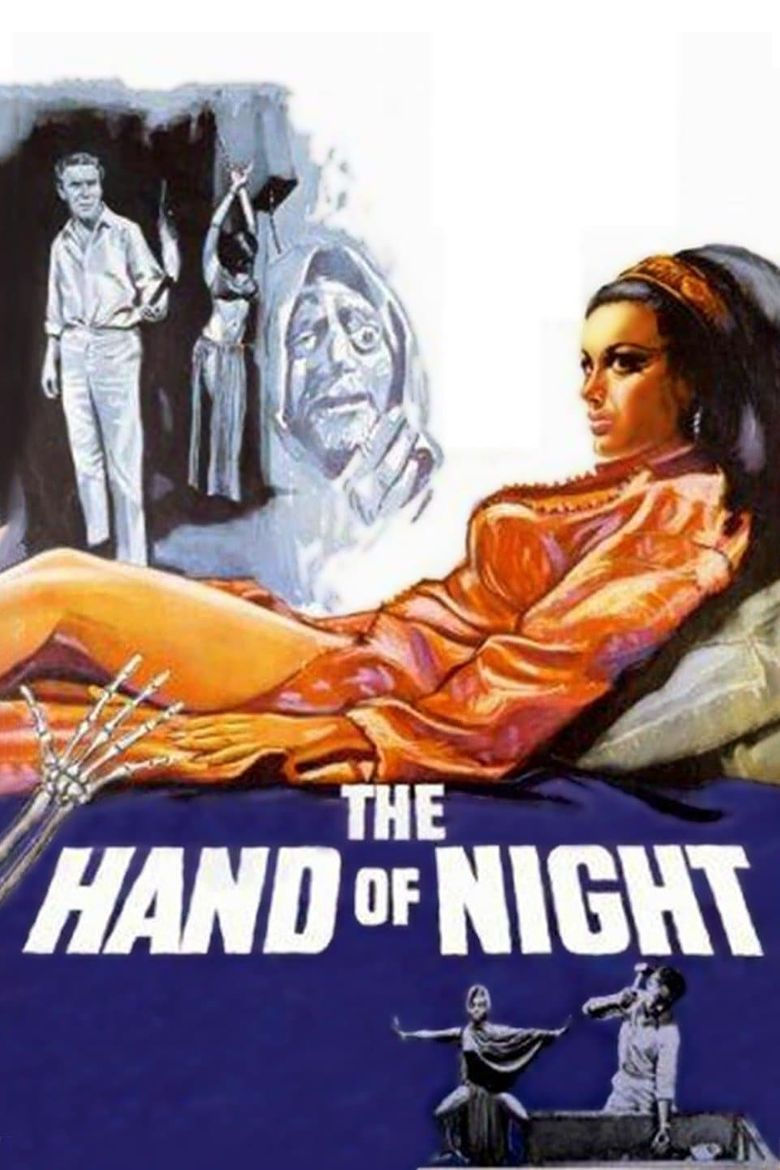 The Hand of Night Poster