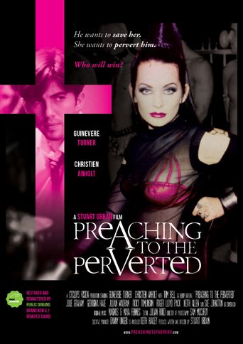 Preaching to the Perverted Poster