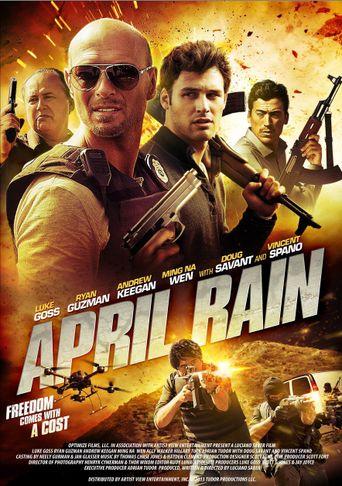 April Rain Poster