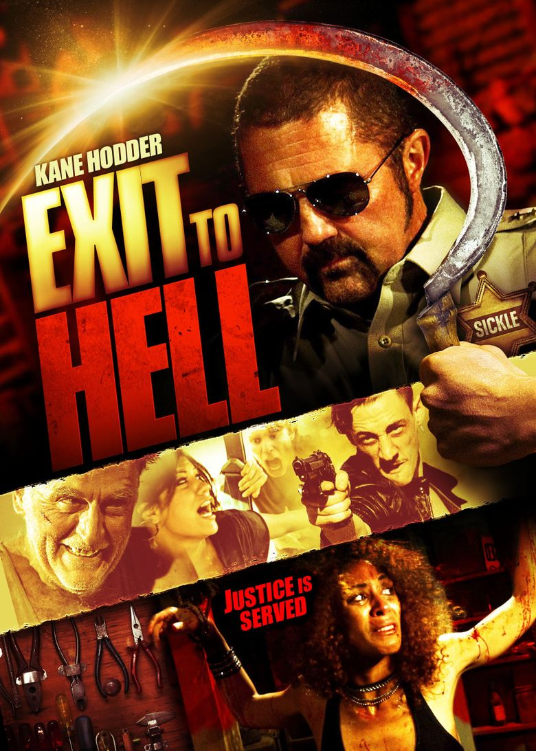 Exit to Hell Poster