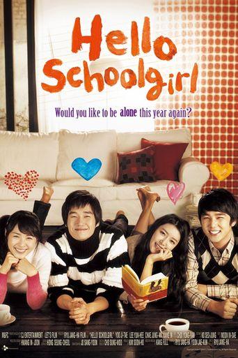 Hello, Schoolgirl Poster