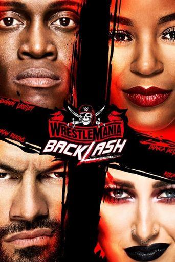WWE WrestleMania Backlash Poster