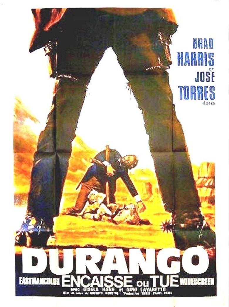 Durango Is Coming, Pay or Die Poster