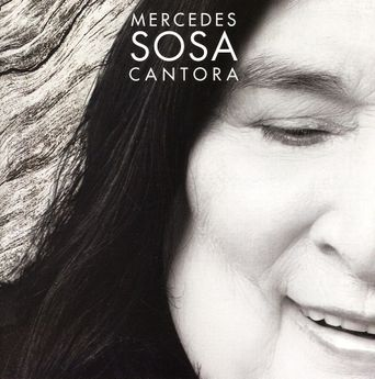 Mercedes Sosa, Cantora un viaje íntimo Poster