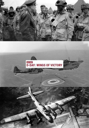D-Day: Wings of Victory Poster