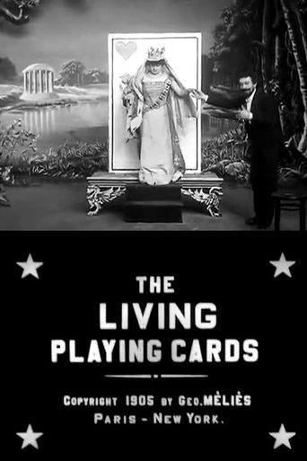 Watch The Living Playing Cards