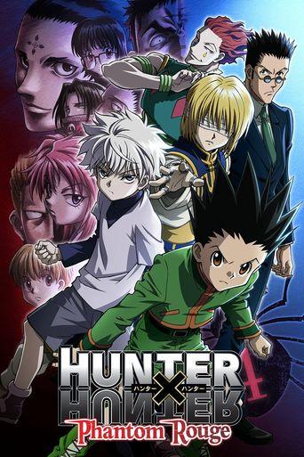 Hunter × Hunter: Phantom Rouge Poster