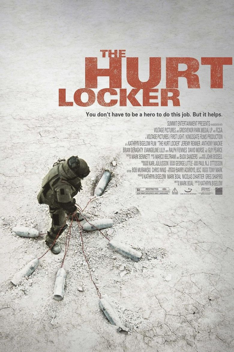 Watch The Hurt Locker