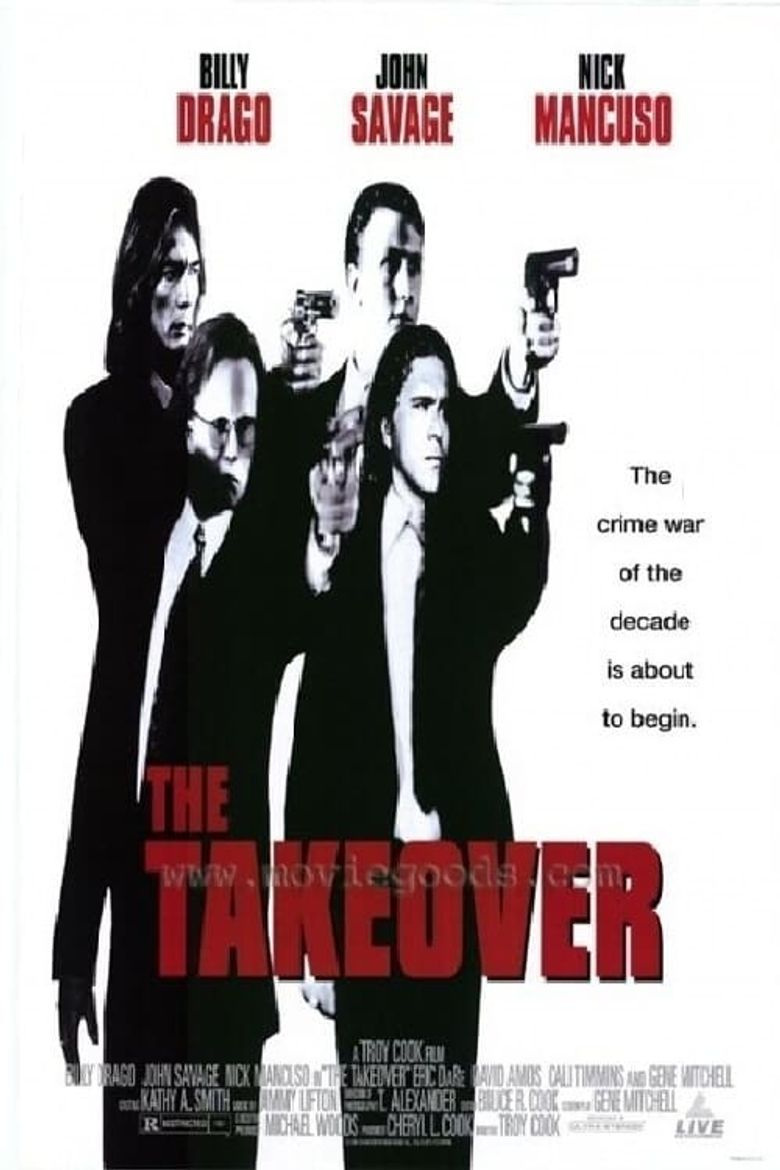 The Takeover Poster