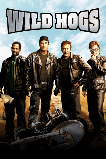 Watch Wild Hogs