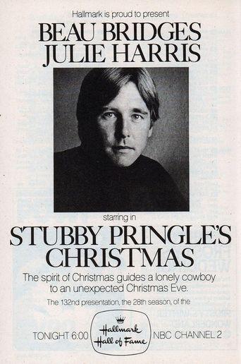 Stubby Pringle's Christmas Poster