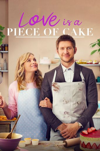 Love is a Piece of Cake Poster
