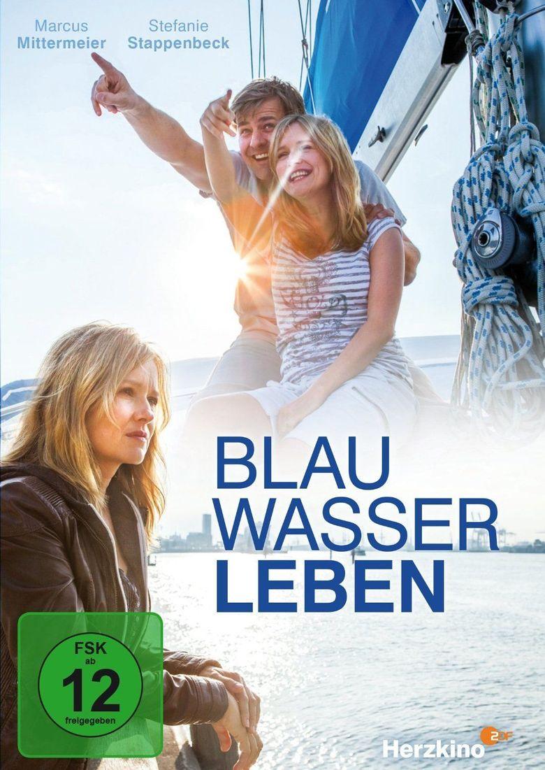 Blauwasserleben Poster