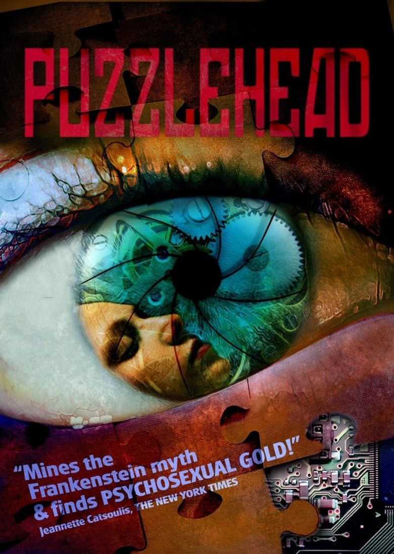 Puzzlehead Poster
