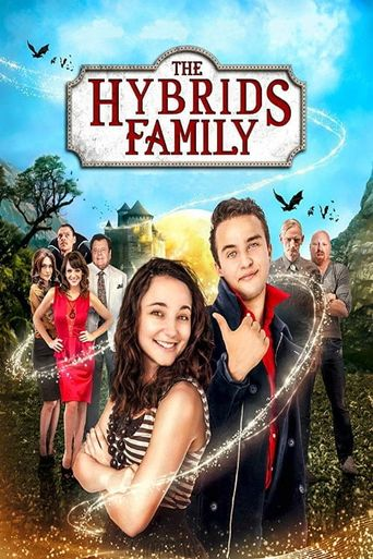 The Hybrids Family Poster