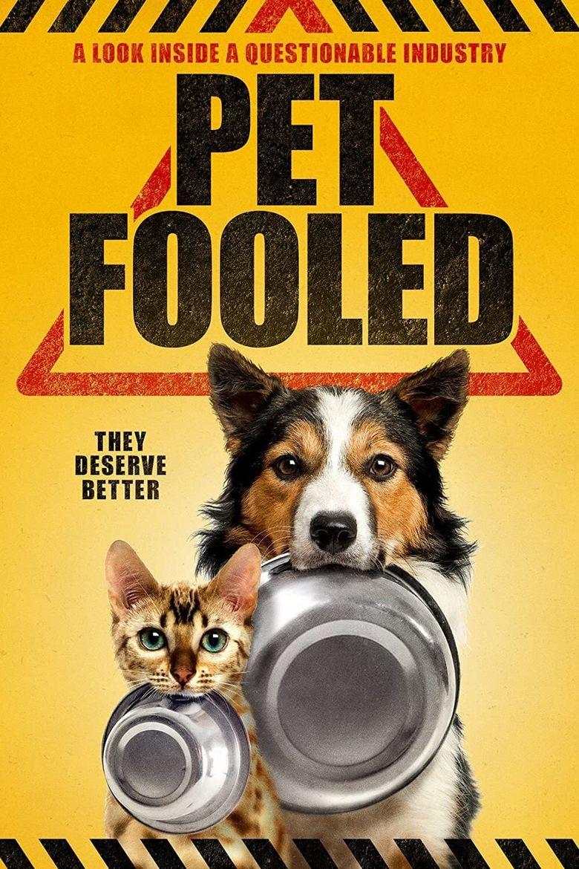 Pet Fooled Poster