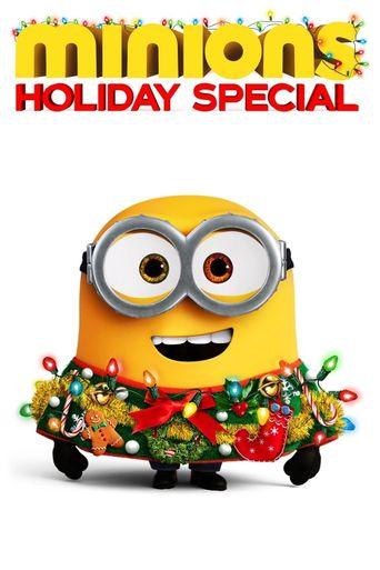 Illumination Presents: Minions Holiday Special Poster