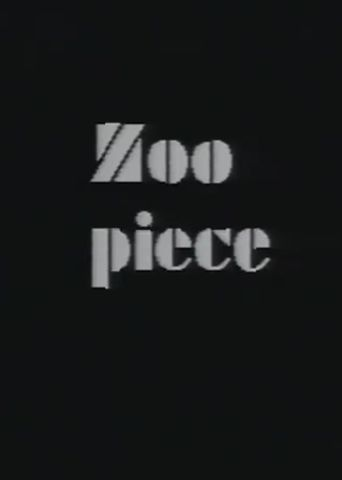 Zoo Piece Poster