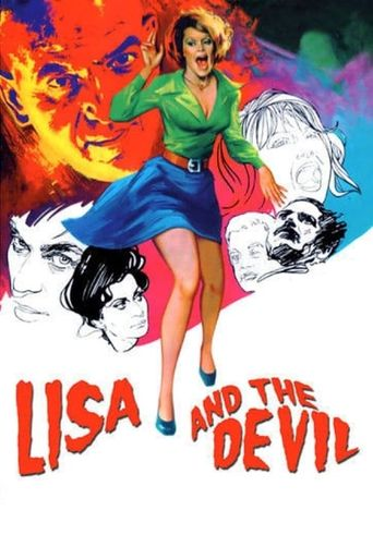 Lisa and the Devil Poster