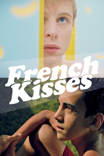 French Kisses Poster