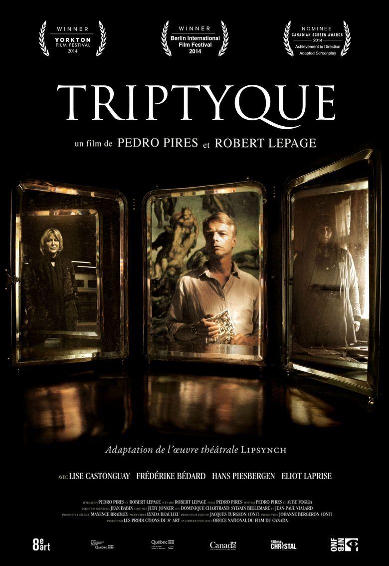Triptyque Poster