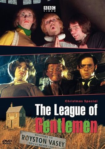 The League of Gentlemen Christmas Special Poster