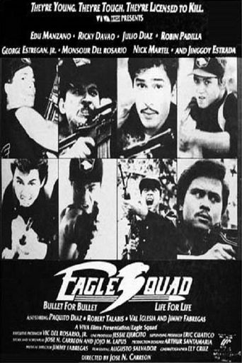 Eagle Squad Poster