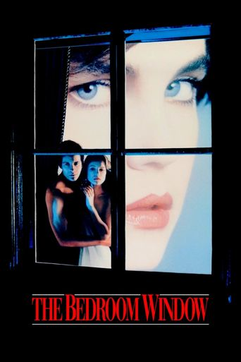 The Bedroom Window Poster