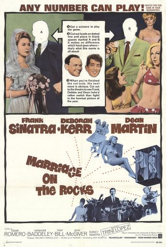 Watch Marriage on the Rocks