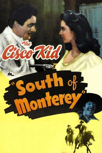 South of Monterey Poster