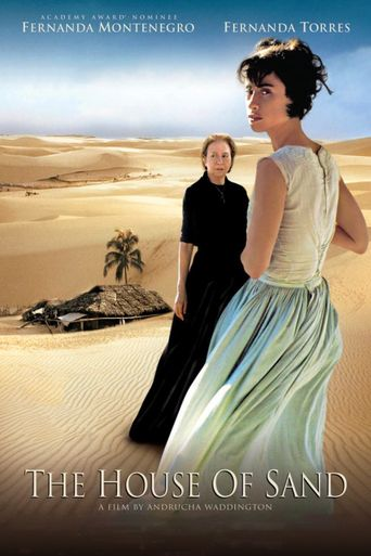 The House of Sand Poster